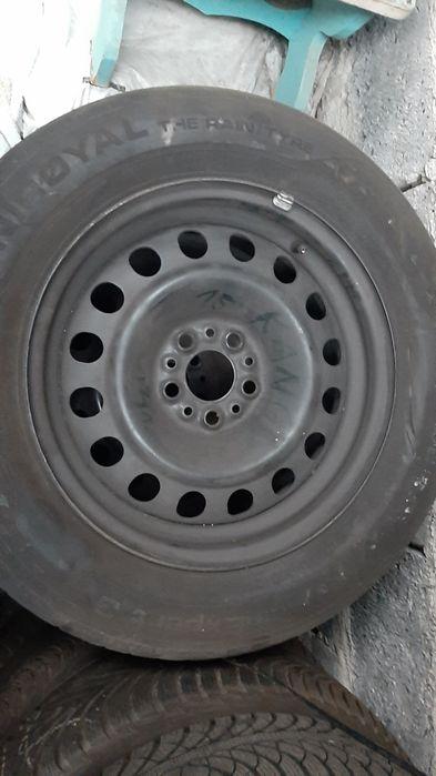 "Felgi stalowe 15"" Fiat Scudo, Ulysse, Jumpy, Expert. 5x98 et 31 Dzierżoniów - image 1"