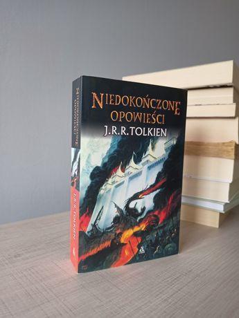 J. R. R. Tolkien Niedokończone opowieści nowa