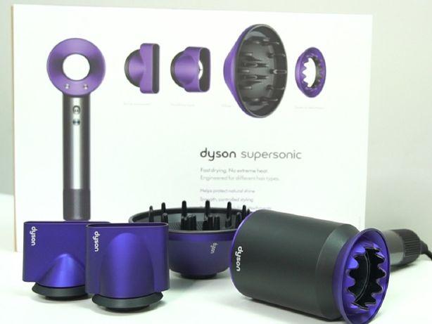 Фен для волос Dyson Supersonic hd 03 / Новая версия! Стайлер