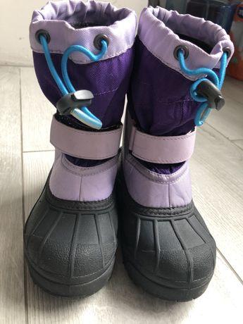Ботинки демисезонные Columbia 16 см
