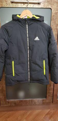 Продам куртку на мальчика Adidas