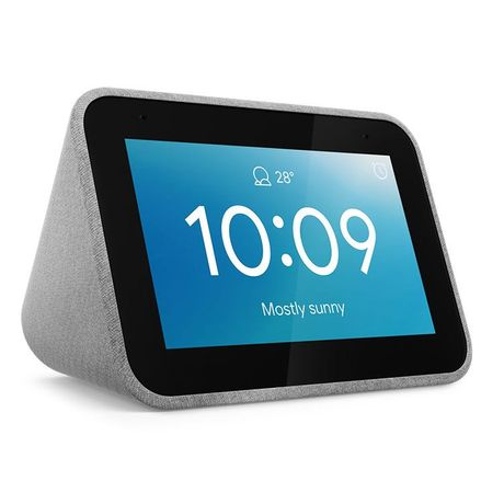 Lenovo smart clock com google assistant - Novo