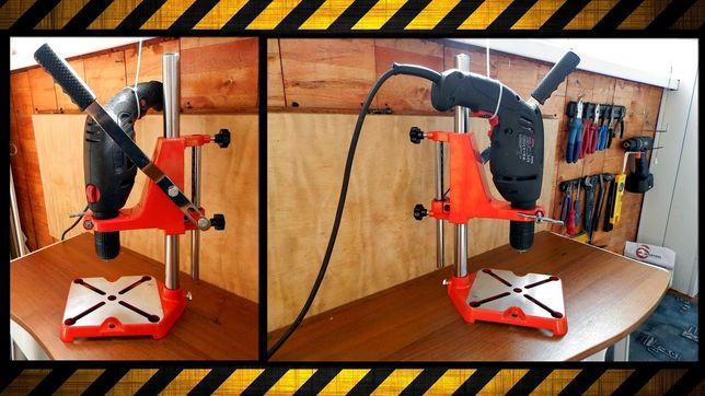 Стойка для дрели сверлильный станок стойка для угловой шлифмашинки