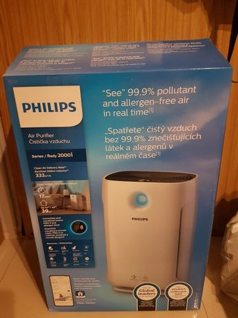 Oczyszczacz powietrza marki Philips