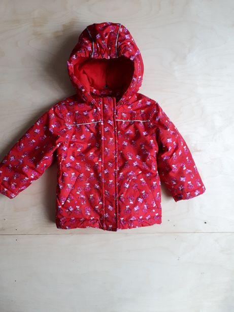 Курточка демі, на 1,5-2 роки, на зріст 86 см