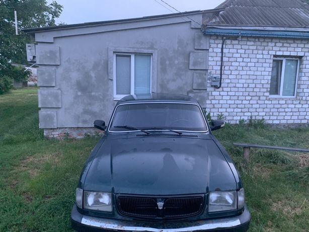 Волга 3110, двигатель 402, газ/бензин вписан, требует внимания