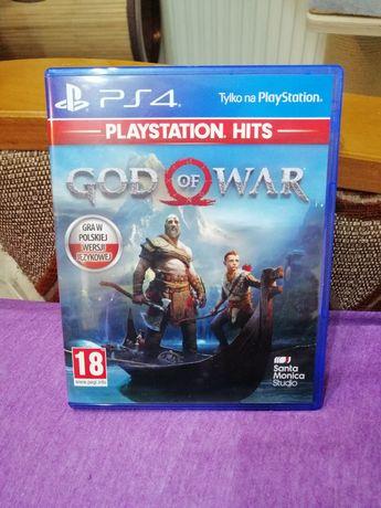 Gra na Ps4 - God of War