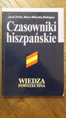 Czasowniki hiszpańskie Wiedza Powszechna, Perlin, Milewska-Rodrigues