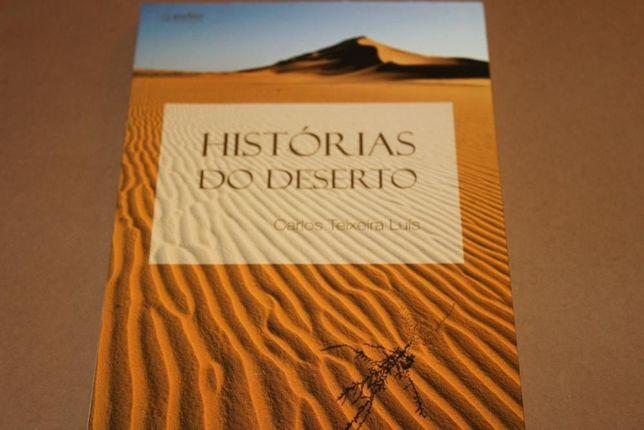 Histórias do Deserto // Carlos Teixeira Luís
