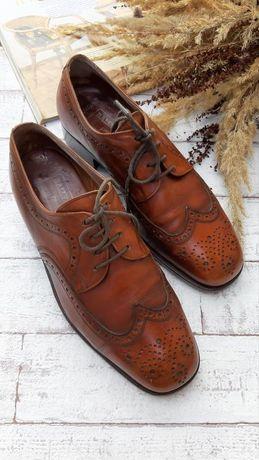 Туфли оксфорды bally suisse presrige, оригинал