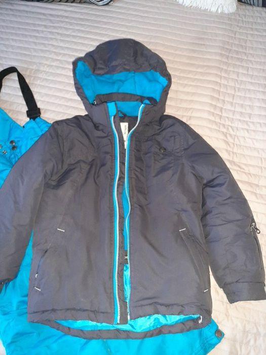 Супер класний комбез (штани+куртка) + подарунок черевички. Львов - изображение 1