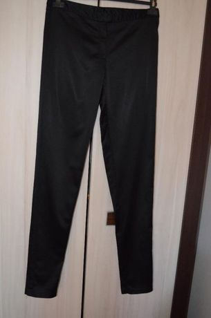 Spodnie damskie na elegancko materiałowe