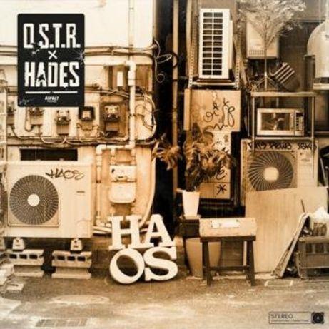 OSTR x Hades - HAOS LP winyl