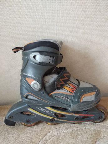 Ролики раздвижные 31 -33 Junior skate