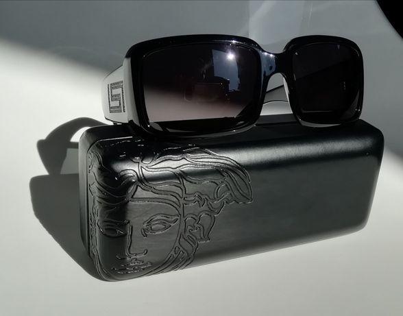 okulary przeciwsłoneczne oryginalne Versace z pięknym etui