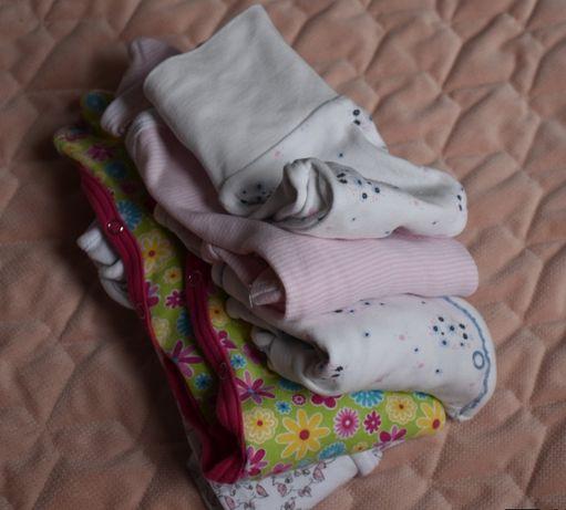 Pajace ubranka rozmiar 56,62