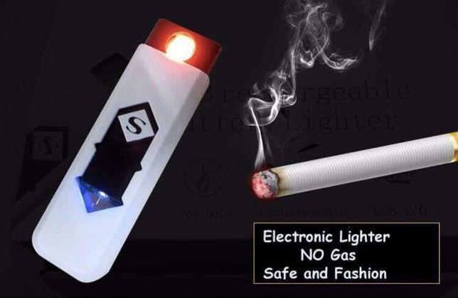 USB зажигалка на Акб