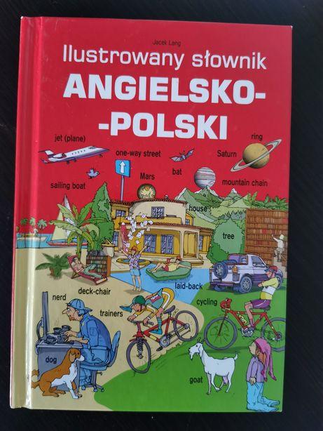 Ilustrowany słownik Angielsko - Polski