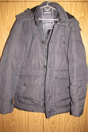Продам мужскую зимнюю куртку в хорошем состоянии