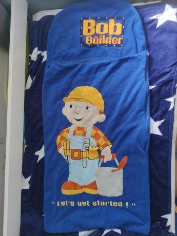 Śpiworek Bob budowniczy