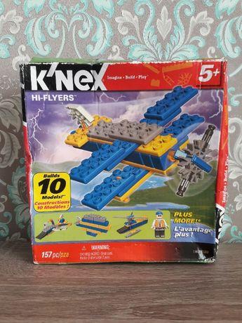 Конструктор K'NEX Building Sets Самолеты 10 моделей