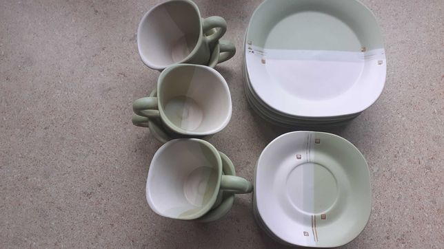 Zestaw kawowy 6 sztuk