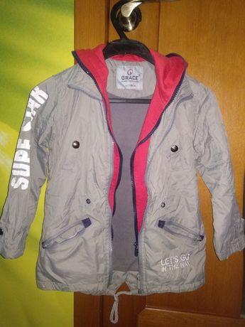 Ветровка куртка Grace для мальчика