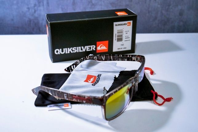 Okulary quiksilver