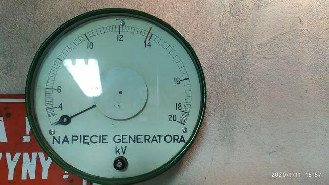 stare zegary przeysłowe, generator Art Deco