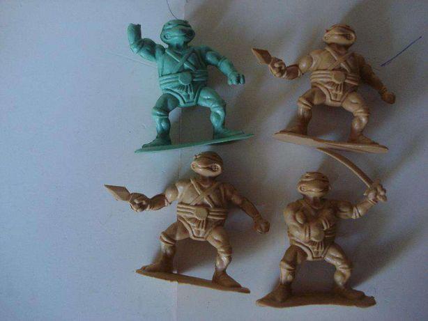 Bonecos Tartarugas Ninjas
