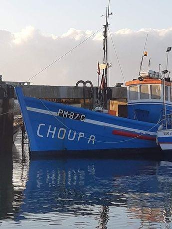 Vendo barco de Pesca Costeira de Polvo
