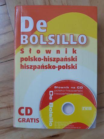 Slownik polsko hiszpanski
