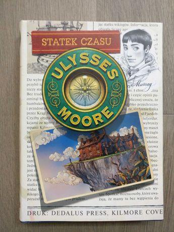 Statek czasu. Ulysses Moore