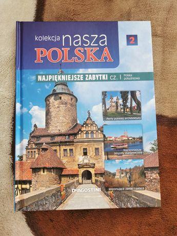 Kolekcja nasza Polska - najpiękniejsze zabytki