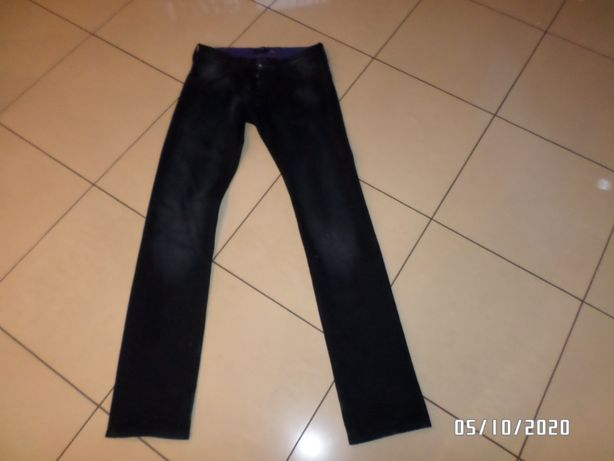 spodnie męskie jeansy-30/34-M/L-LEE