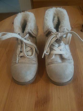 Buty dziecięce zimowe rozm 26