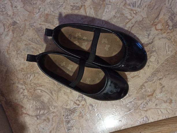 Туфли школьные, туфельки для девочки 28р