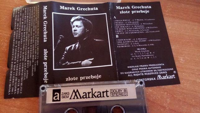 Marek Grechuta – Złote Przeboje 1990 KASETA MAGNETOFONOWA