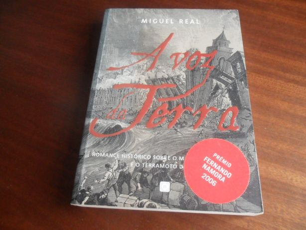 """A Voz da Terra"" de Miguel Real"