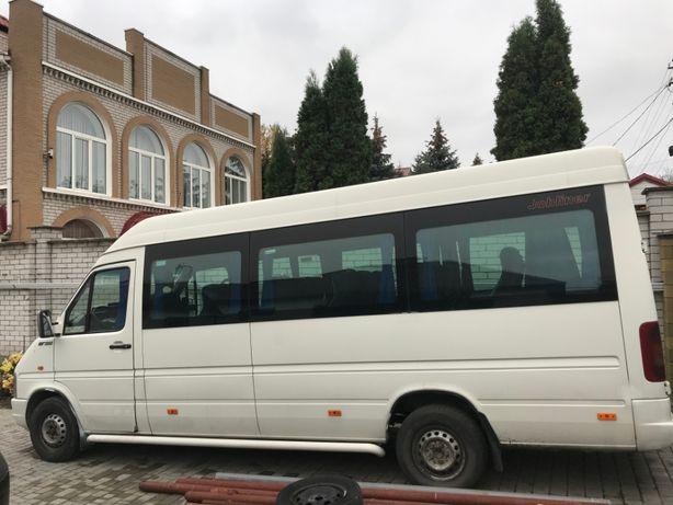 Продам Volkswagen LT оригинальный пассажирский автобус