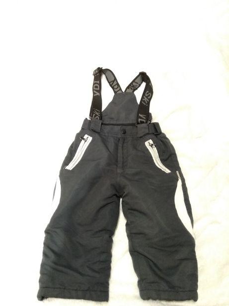 Теплые зимние штаны для мальчика