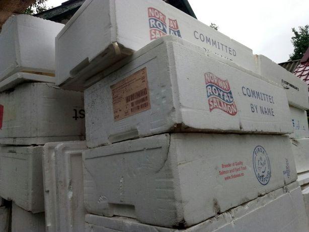 Продам пенопластовые ящики / возможен крупный опт
