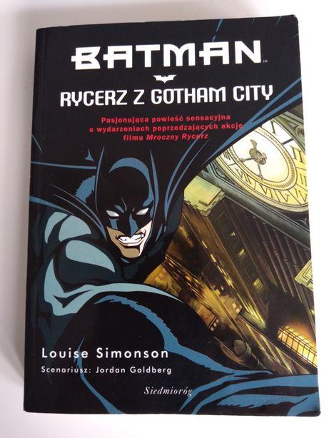 Batman. Rycerz z Gotham City. Louise Simonson