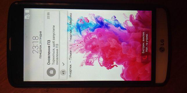 Мобільний телефон LG L Bello Dual D335 Gold
