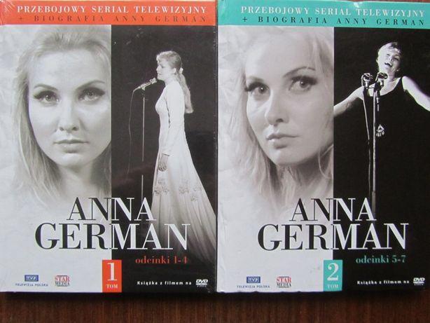 Anna German -filmy
