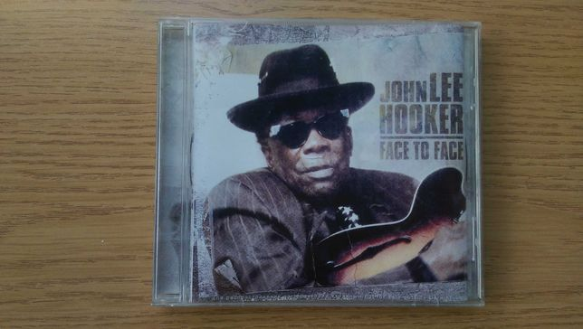 CD Диск- John Lee Hooker-Face To Face