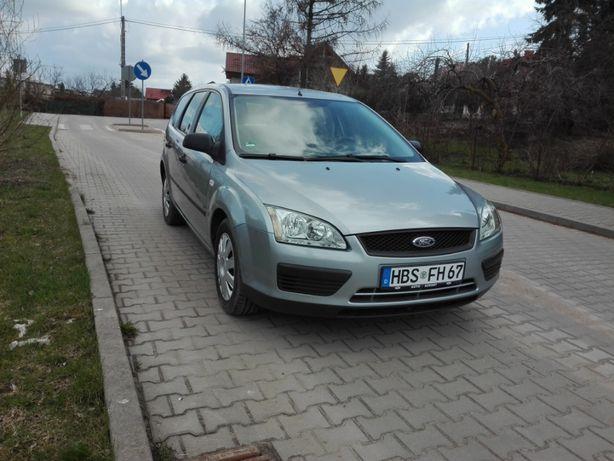 Ford Focus z Niemiec 1.6 benzyna 2006r Klimatyzacja Zadbany