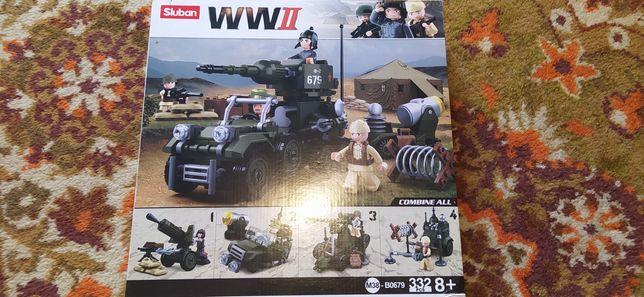 Лего Новый Воеенный