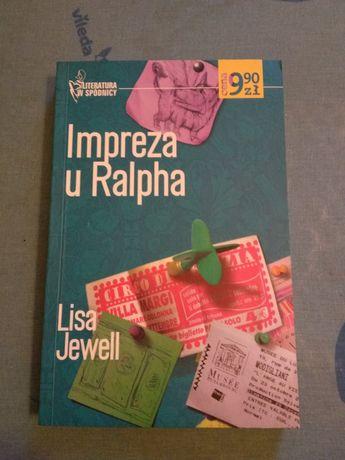 L.Jewell Impreza u Ralpha