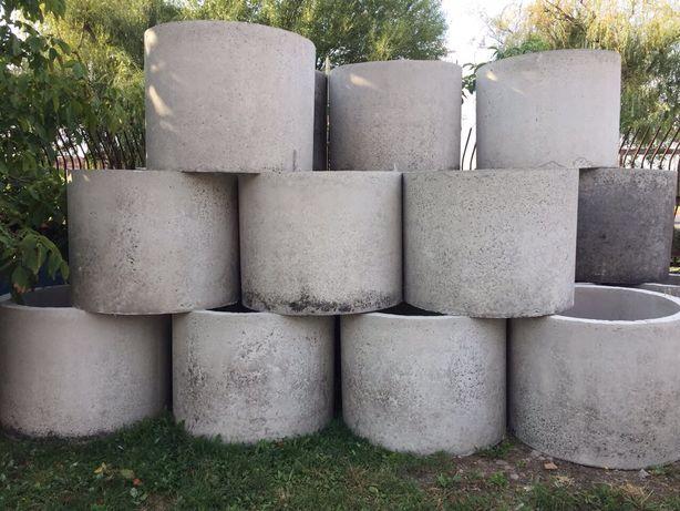Продам бетонні кільця для септику